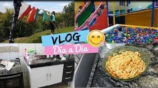 Vlog | Um dia comigo, Rotina da manhã, Almoço e passeio no shopping - Thabata Gasperi