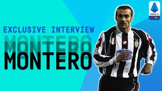 The Most Red Cards in Serie A | Paolo Montero | Exclusive Interview