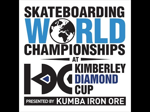2015 Skateboarding World Championships at the Kimberley Diamond Cup Vert Finals