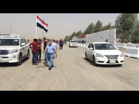 Iraq Reopens Kirkuk-Erbil Road after Months of Closure
