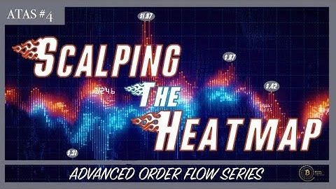 Advanced Order Flow #4: Scalping the Heatmap