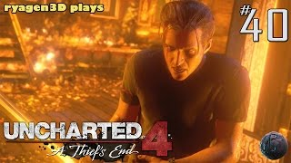 Let's play Uncharted 4 A Thief's End Part 40 – (Let's Play Gameplay Commentary) PS4 | ryagen3D plays