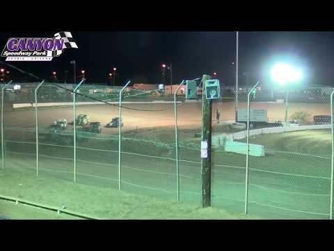 Canyon Speedway park  Modlite Main September 14 2019