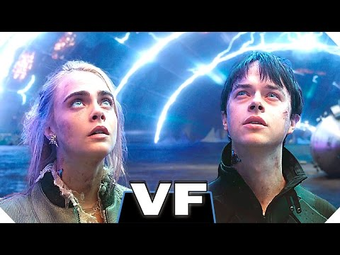 VALERIAN streaming VF OFFICIELLE 4K (Science Fiction, Luc Besson)