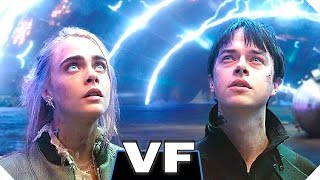 VALERIAN Bande Annonce VF OFFICIELLE 4K (Science Fiction, Luc Besson)