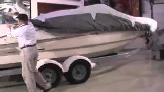 iboats - HOW TO INSTALL A UNIVERSAL BOAT COVER