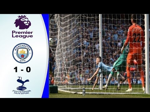 HASIL LIGA INGGRIS Manchester City VS Tottenham 21 April 2019 | PREMIER LEAGUE ENGLAND
