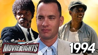 What Is The Best Movie of 1994?   1994 MOVIE FIGHTS!!