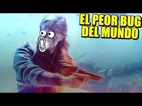 QUÉ ES ESTE BUG Y POR QUÉ NO ACABA NUNCA!?!!! - BATTLEFIELD V | Gameplay Español thumbnail