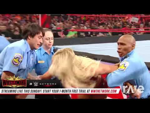 Hero April 1, 2019 - Skillet & Ronda Rousey, Becky Lynch And Charlotte Flair Are Arrested | RaveDj