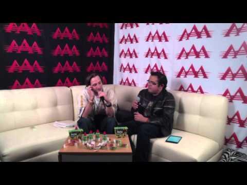 Jack Evans - Twitcam Pt. 1 con Oscar Díaz - Lucha Libre AAA