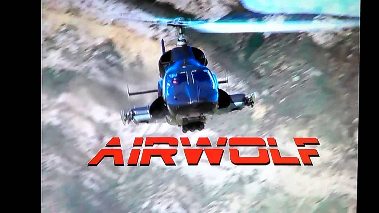 Download AIRWOLF ,SEASON FOUR EPISODE from ESCAPE