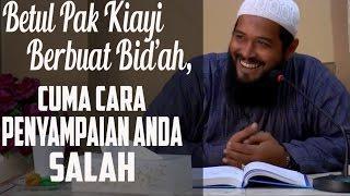 Sampaikanlah dengan Lemah Lembut ~ Ustadz Subhan Bawazier