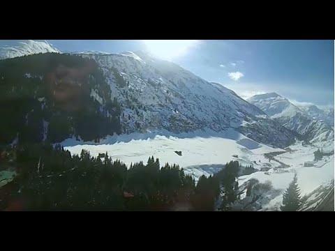 Suisse 2017 - Train Glacier Express, de Brig à Coire.