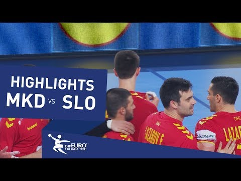 Highlights | Macedonia vs Eslovenia