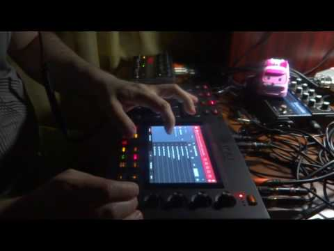 MPC LIVE - making a tune from scratch