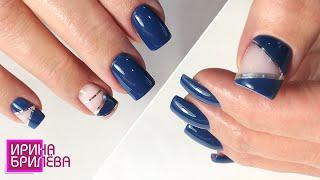Почему ногти получаются широкими Аппаратный маникюр Ирина Брилёва