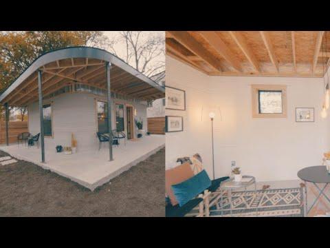 Costruisce Una Casa In 24 Ore Per Meno Di 4 000 Euro Il Segreto La