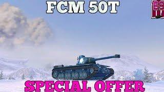 Wotb: FCM 50T | Special offer