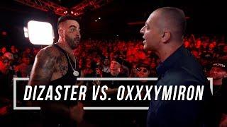 VERSUS: OXXXYMIRON VS. DIZASTER - КТО ПОБЕДИТ? #vsrap
