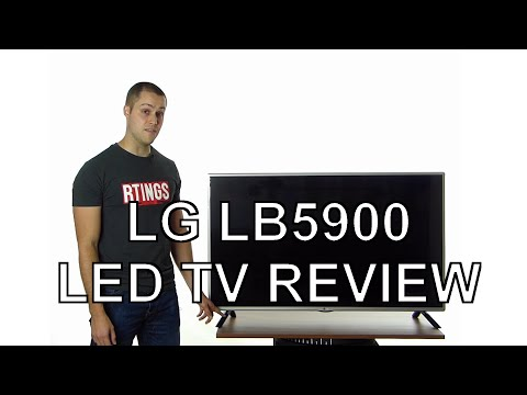 lg electronics 60lb5900 60-inch 1080p 120hz led tv review