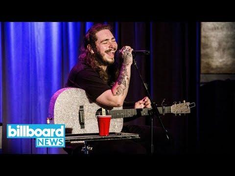 Post Malone & 21 Savage Top Hot 100 With 'Rockstar' | Billboard News Mp3
