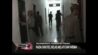 Pasangan Mesum Terjaring Razia Pekat, Termasuk PNS Dan Mahasiswa - INews Pagi 13/06