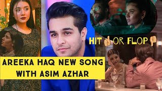 Areeka Haq New Song with Asim Azhar |TikTok Star Areeka Haq new Song | Asim Azhar |completelifestyle