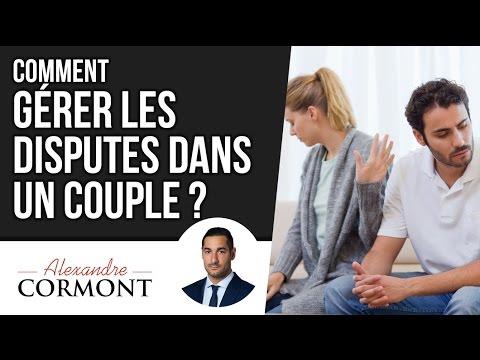 Comment Gérer Les Disputes Dans Son Couple En 3 étapes SIMPLES !