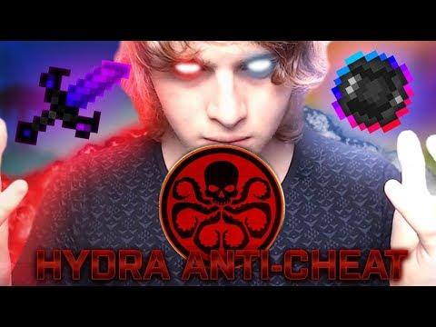 NOVO ANTI-CHEAT DO LOTHUS **HYDRA** - (Minecraft)