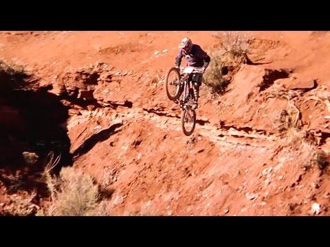 The Gnarliest Mountain Biker Ever: Josh Bender | Red Bull Rampage Ground Zero