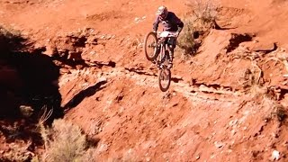 The Gnarliest Mountain Biker Ever: Josh Bender | Red Bull Rampage Ground Zero