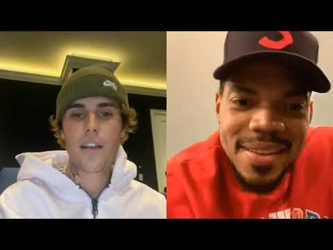 Justin Bieber & Chance the Rapper - Holy (Livestream)