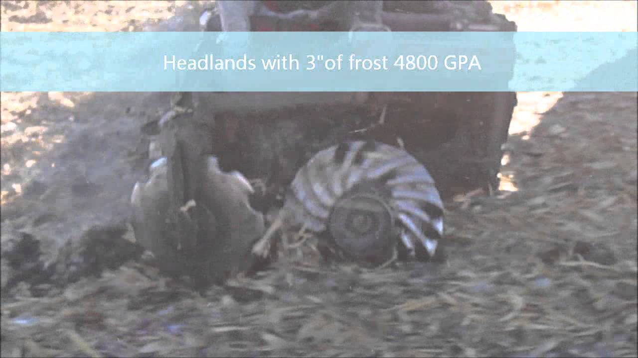 How to start an injector in the frost