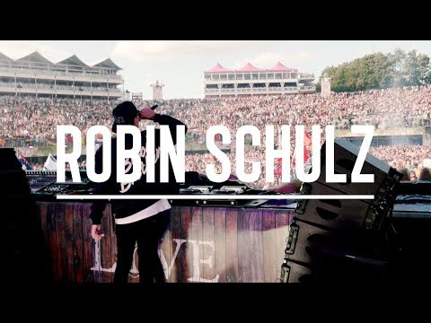 ROBIN SCHULZ – THE WAY TO TOMORROWLAND...