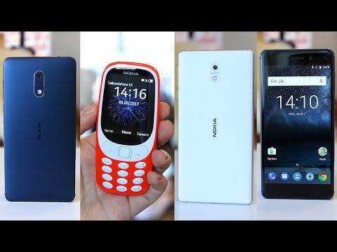Nokia 3, 5, 6 & 3310: Meine Meinung & Ersteindruck (Deutsch) | SwagTab