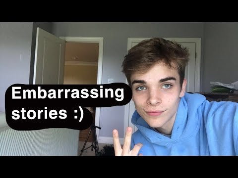 Embarrassing Childhood Stories