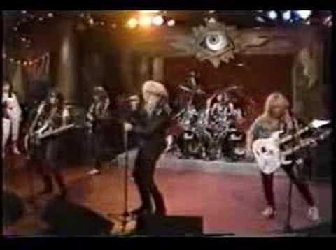 Warrant - Heaven Live (Rare)