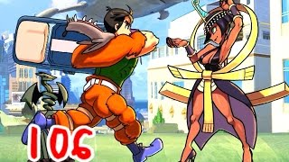 skullgirls gameplay 106 part1 parasoeliza vs painsquiglybeo