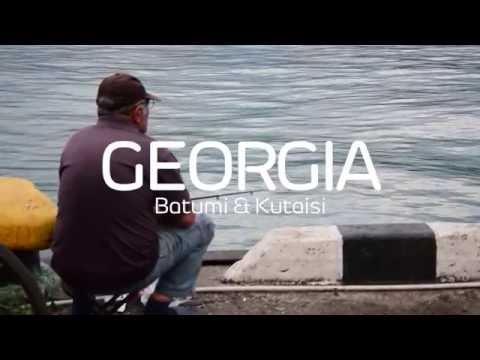 GEORGIA - Batumi & Kutaisi | Travel Video | 2016