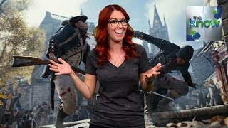 Ubisoft Apologizes for AC: Unity Bugs With Free Stuff - The Know
