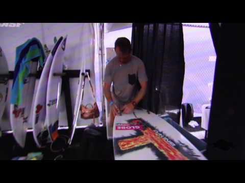 Finatic™ Fin Testing Program™ Discussion LIVE: Vans U.S. Open Huntington 2013