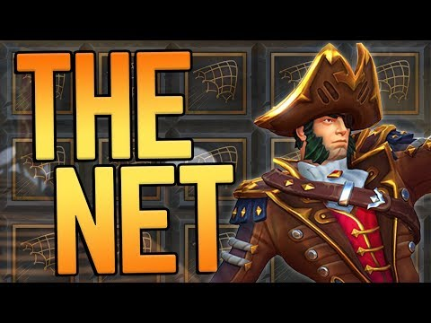 THE NET IS STRONG!   Realm Royale Warrior Solos