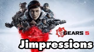 Gears 5 - Swarms My Heart (Jimpressions) (Video Game Video Review)