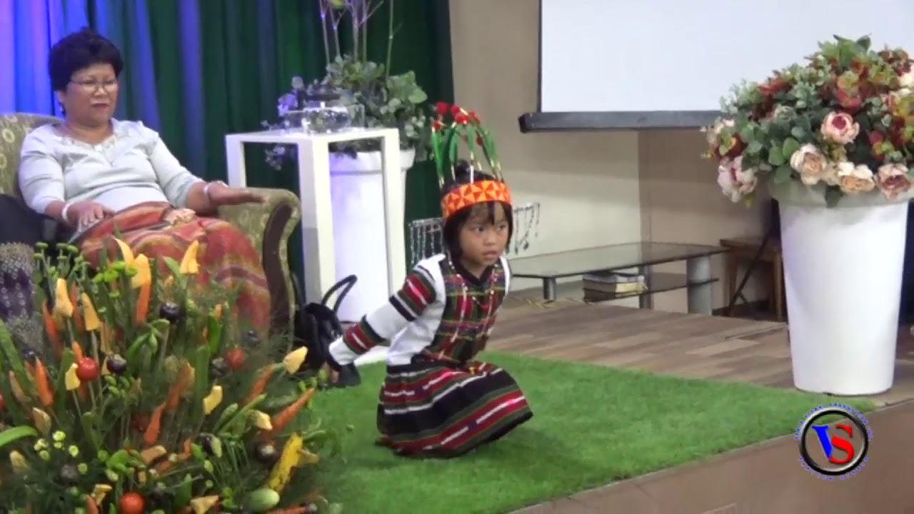 Loisi Vanlalrinpuii 4 Years : Naupang Lamthiam
