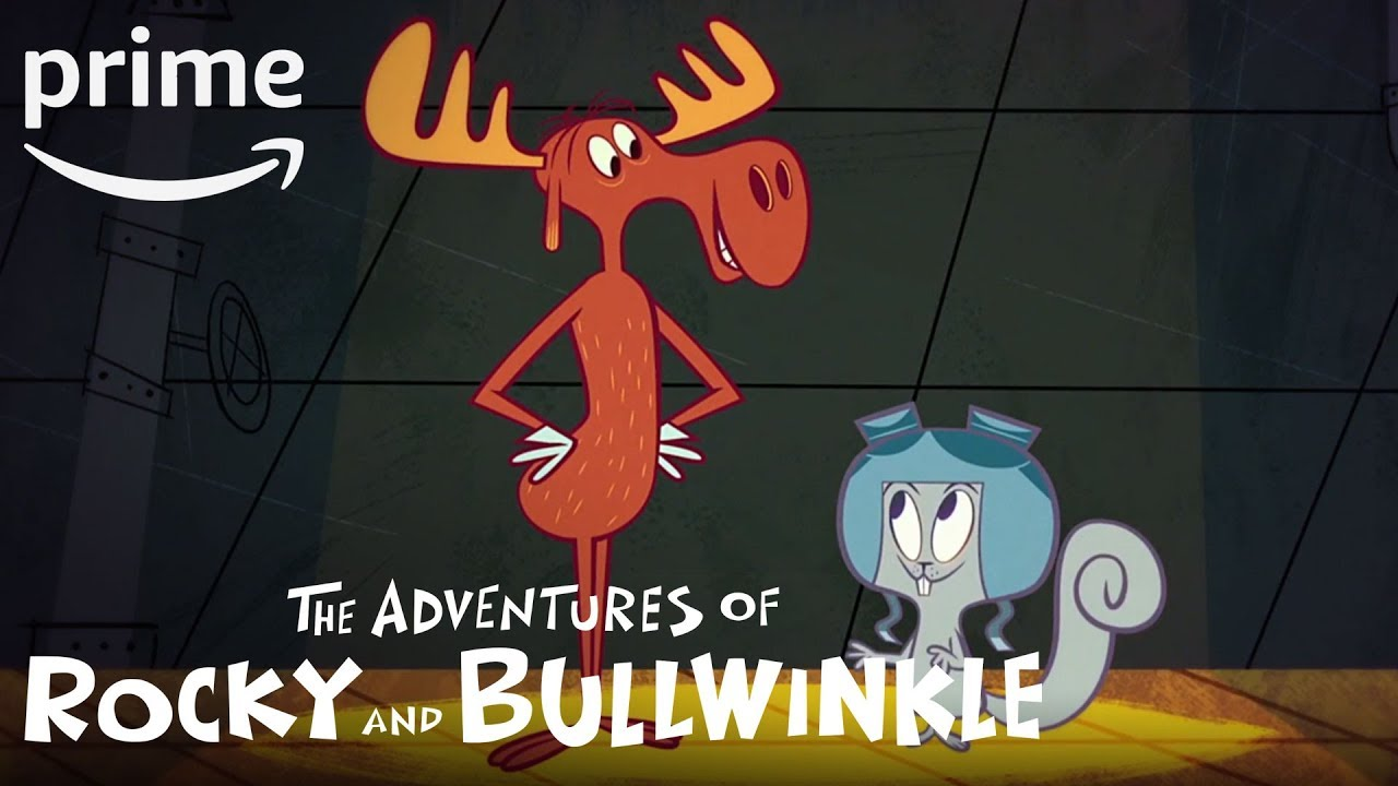Download The Adventures of Rocky and Bullwinkle - Official Trailer | Prime Video Kids