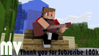 mvเพลง thank you for subscribe 100k