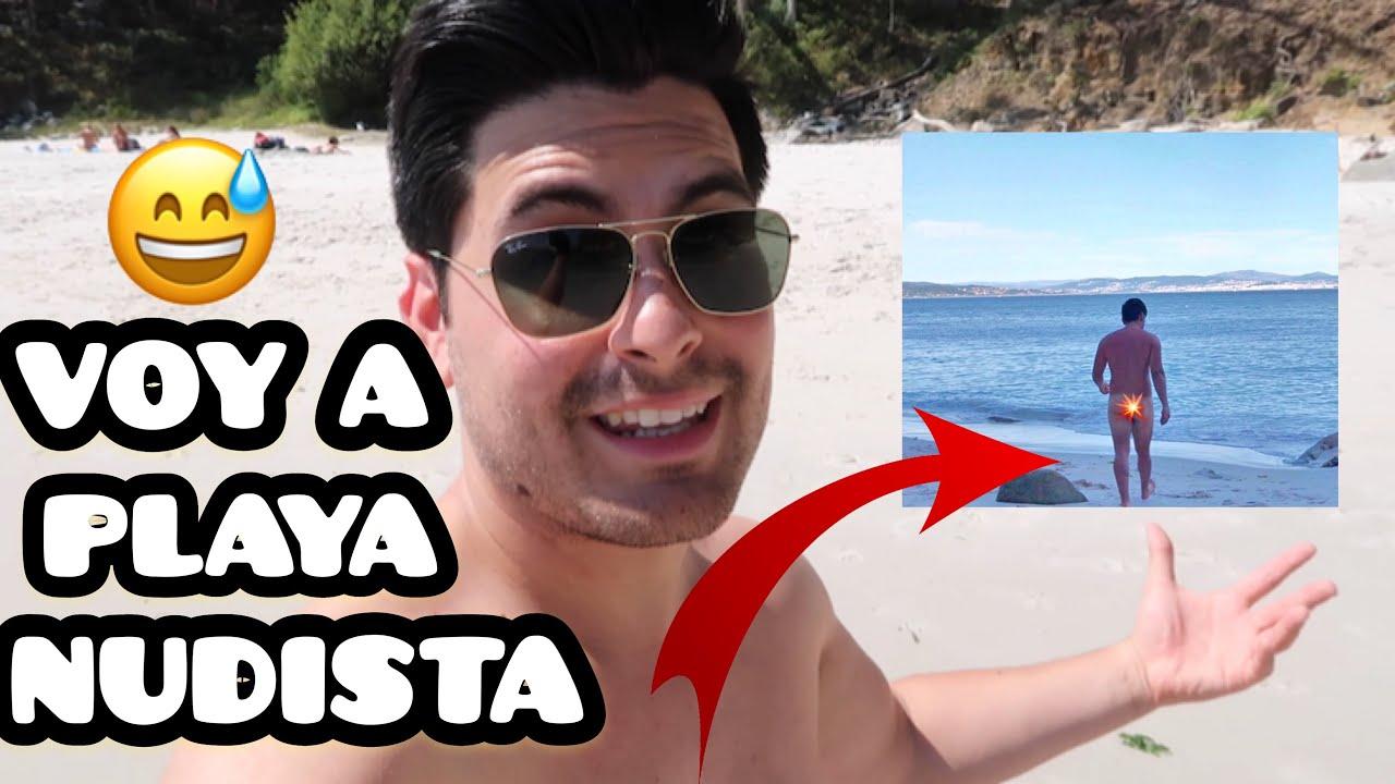 Nuduistas Porn Tube visito playa nudista 😳   por primera vez