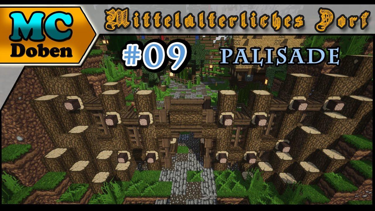 Minecraft Mittelalter Tutorial Lets Build 2014