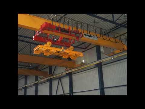 Cranes and hoists made in GIGA
